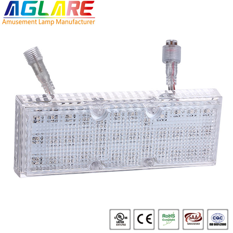 High quality Waterproof 150mm led pixel amusement light with ucs1903