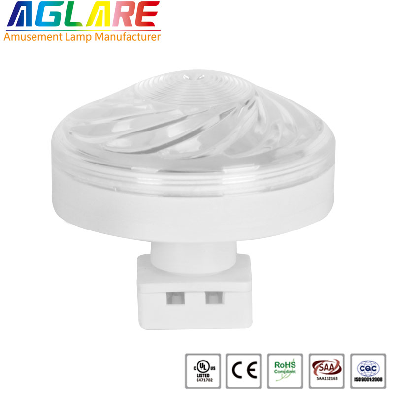 Amusement Led Lamp Housing for E10 bulb