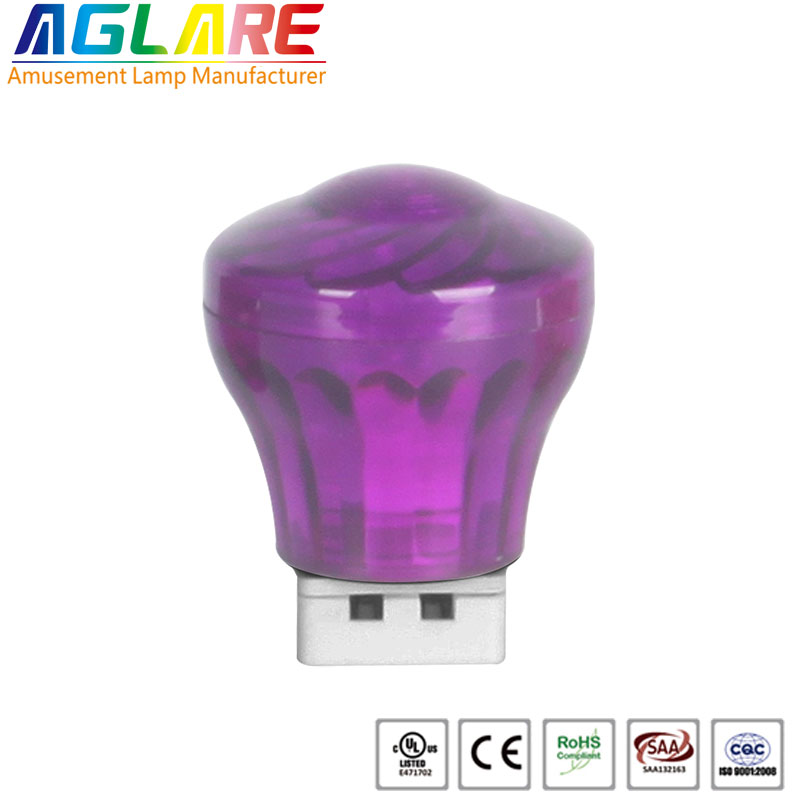 E10 LED Amusement Lamp Housing