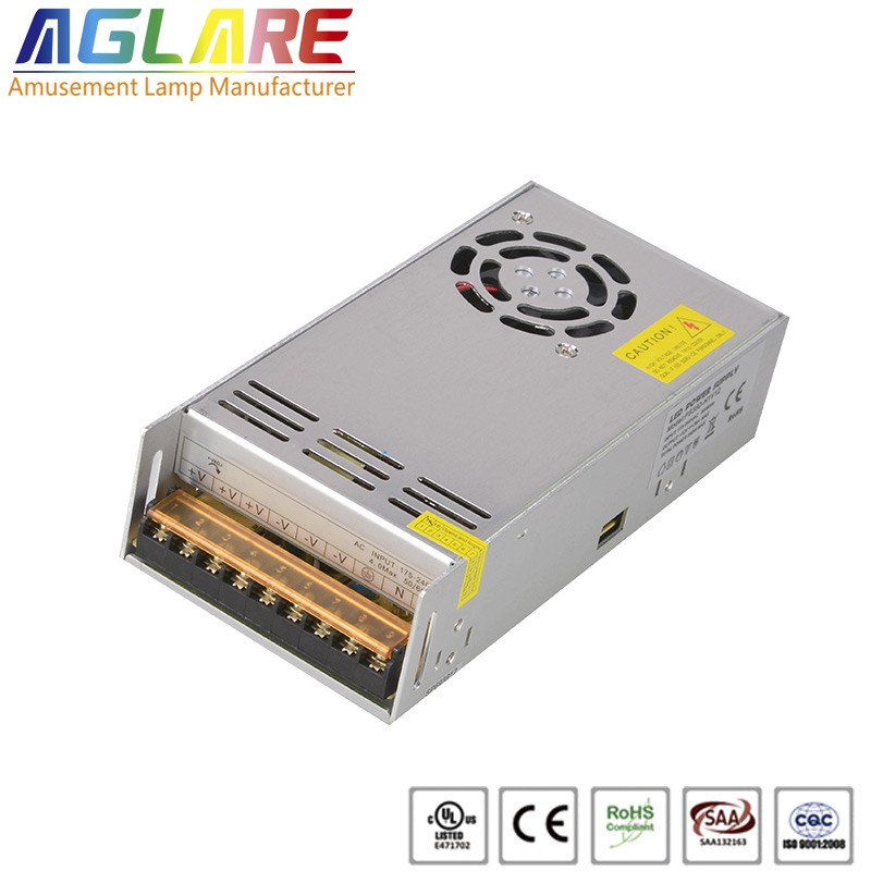 350W DC 12/24V 29.17A led switching power supply