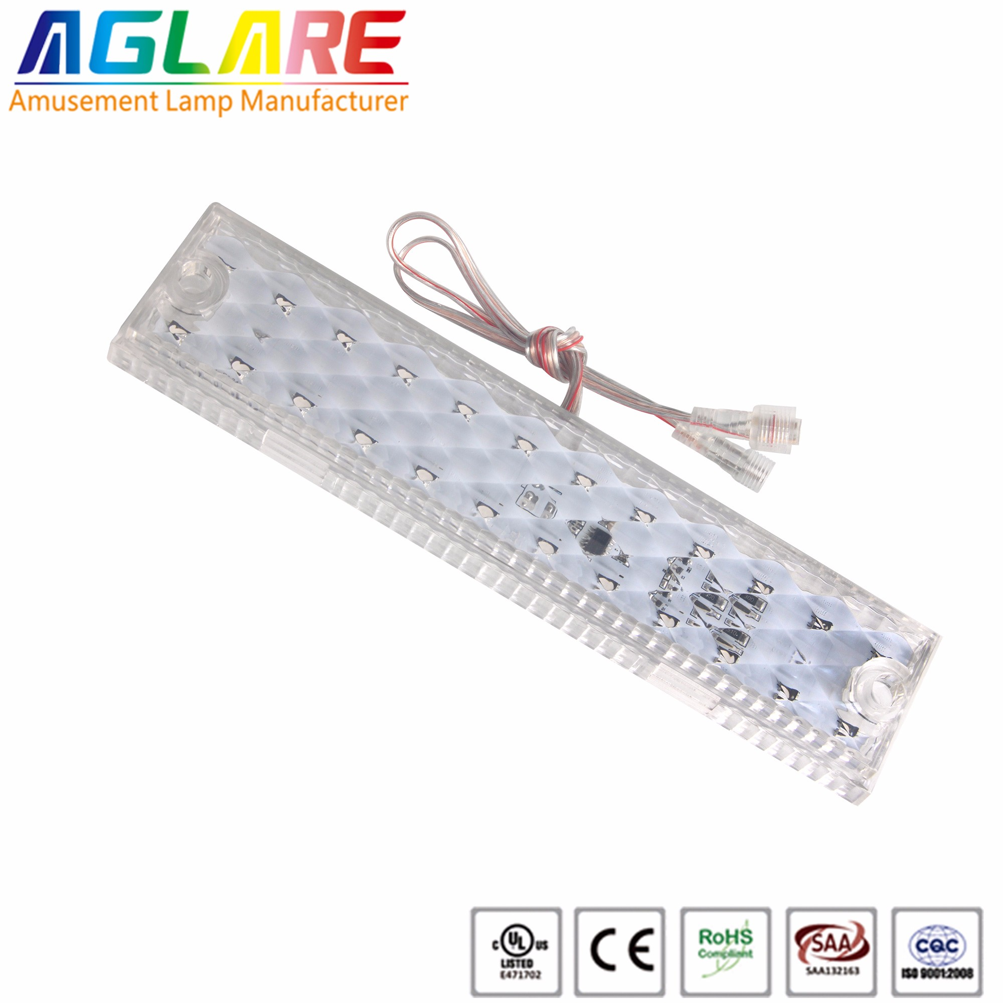 DC24V 24LEDS Programmable led pixel model lights