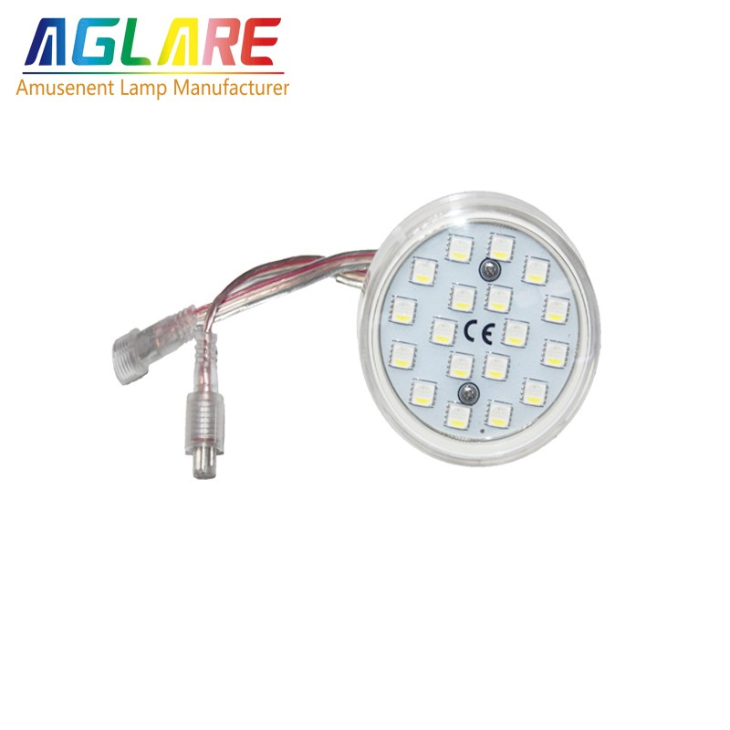 Aglare IP65 waterproof RGBW led pixel light amusement light