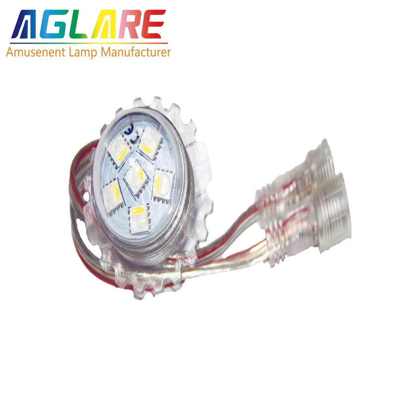 China manufacturer ip65 lighting waterproof rgbw smd led pixel lighting