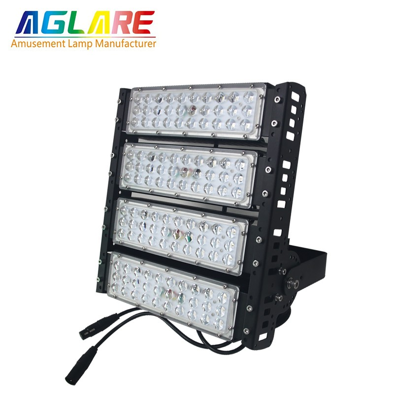 50W-500W IP65 DMX rgb led flood light outdoor