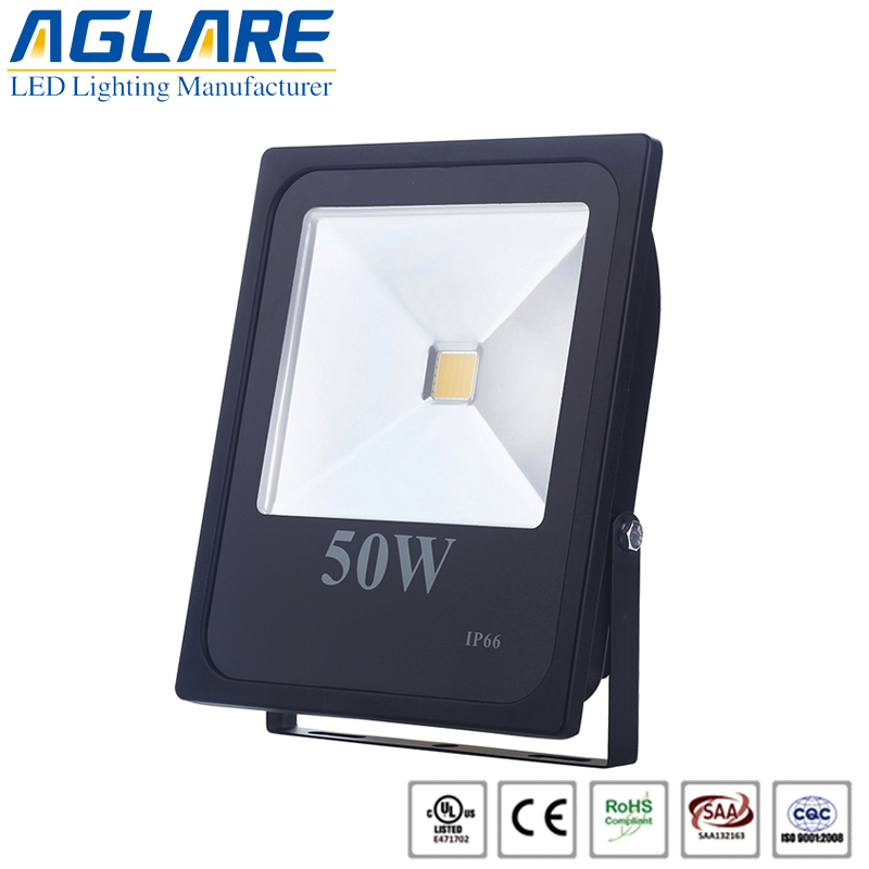 Ultra Slim  COB 50W flood light led