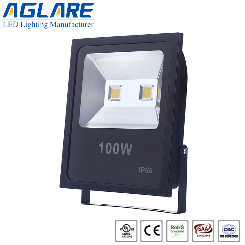 Ultra Slim  COB 100W flood light led