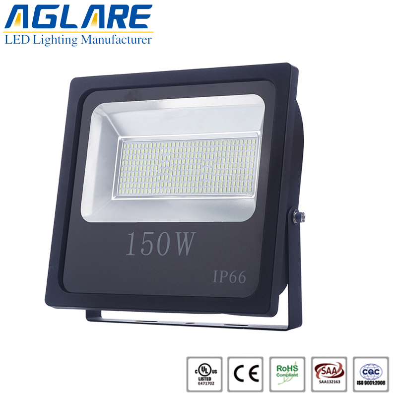 Ultra Slim  SMD 150W flood light led