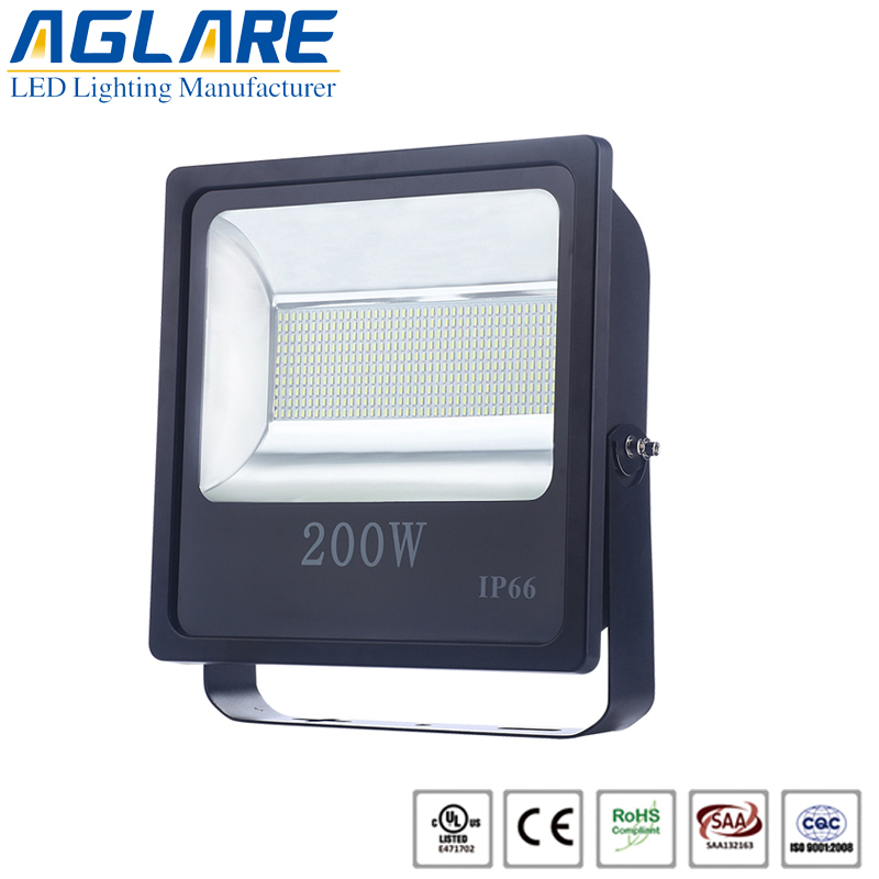 Ultra Slim  COB 200W flood light led