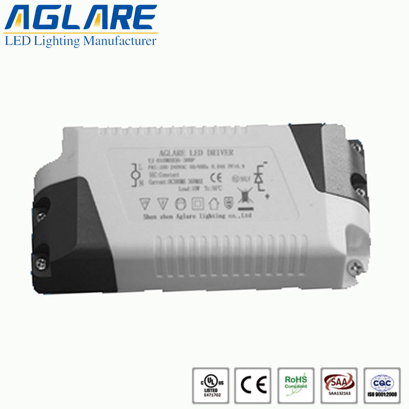 10W LED Constant Current Driver Power 300mA
