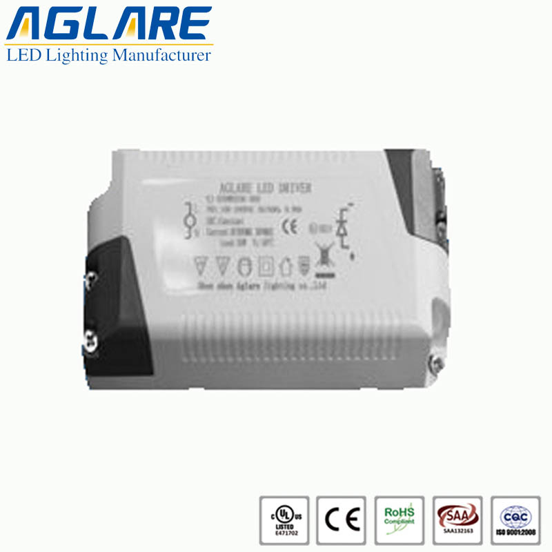 30W LED Constant Current Driver Power Output Current 960mA