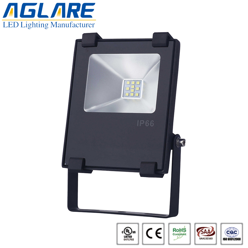 10w outdoor led basketball court flood lights