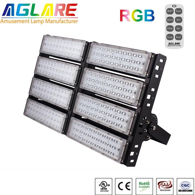 400w outdoor LED Projector RGB remote led floodlights
